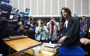 Audience de Grande Chambre dans l'affaire Perinçek