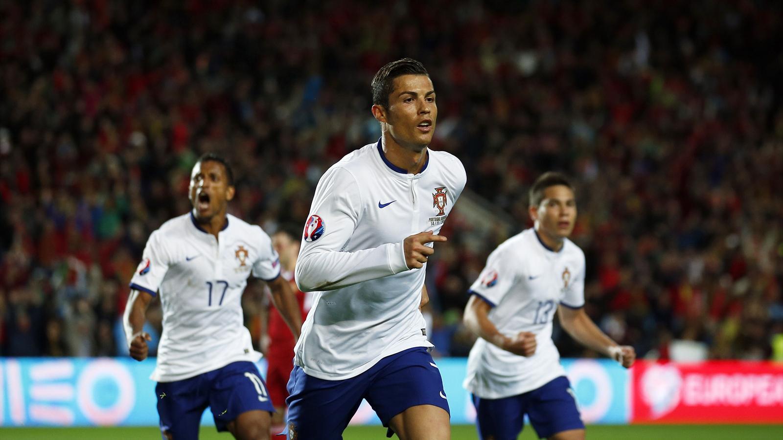 Cristiano Ronaldo faz 3 e Armênia perde mais uma nas eliminatórias ... a679c23973379
