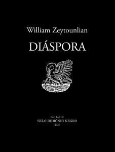 Diáspora, livro de estreia do poeta William Zeytounlian