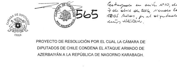 diputados chile