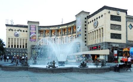 Praça Charles Aznavour (Yerevan-Armenia)