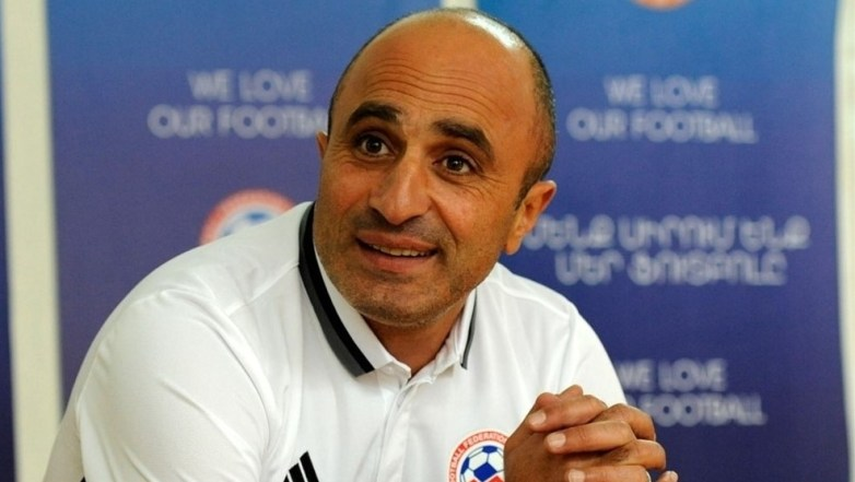 Petrosyan, novo técnico da Armênia