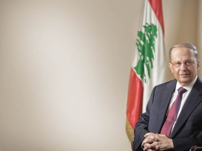 Michel Aoun - Foto: i24news