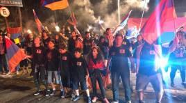 Genocídio Armênio – 103 anos: Armênios protestaram em frente ao Consulado da Turquia em São Paulo