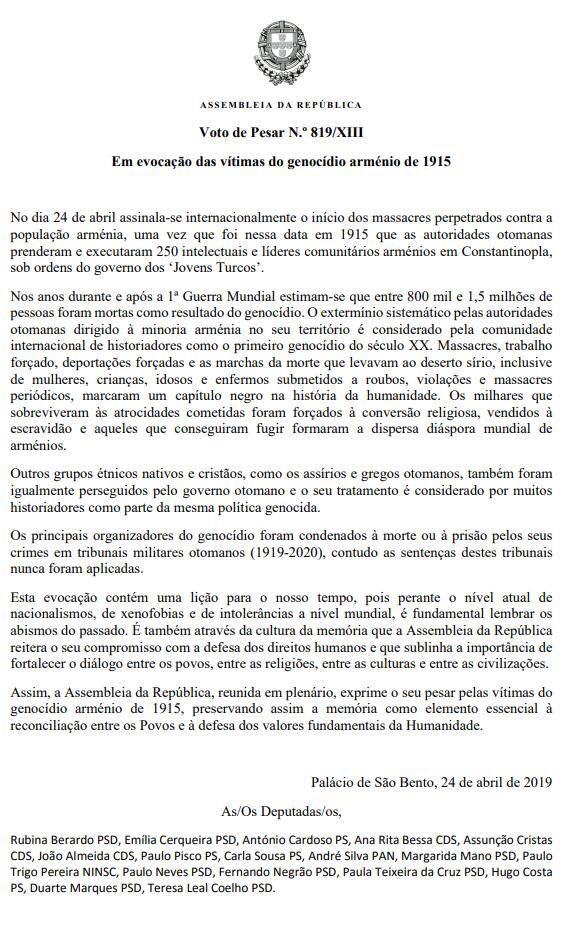 genocidioarmenio-parlamentoportugues
