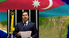 Rodrigo Maia aproveita semana com feriado e viaja para o Azerbaijão mais uma vez