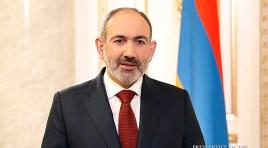 Declaração oficial do Primeiro Ministro da Armênia sobre o COVID-19