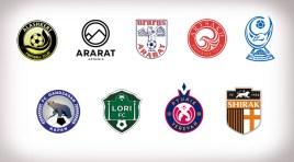 Clubes de futebol armênios voltarão a treinar neste 23 de abril