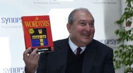 Conheça: Wordtris, o jogo coproduzido pelo presidente da Armênia para GameBoy
