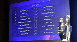 Adversários das equipes armênias na Champions League e na Europa League são definidos