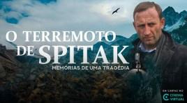 """""""O Terremoto de Spitak"""" estreia no Brasil e já está disponível online"""