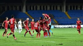 Armênia vence a Estônia por 2 x 0 pela Liga das Nações da UEFA 2020