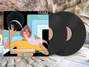 Bandcamp Vinyl 12″ 2x Template