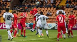 Alashkert vence e avança para a próxima fase da UEFA Champions League