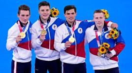 Atleta russo de origem armênia conquista medalha de ouro em Tóquio