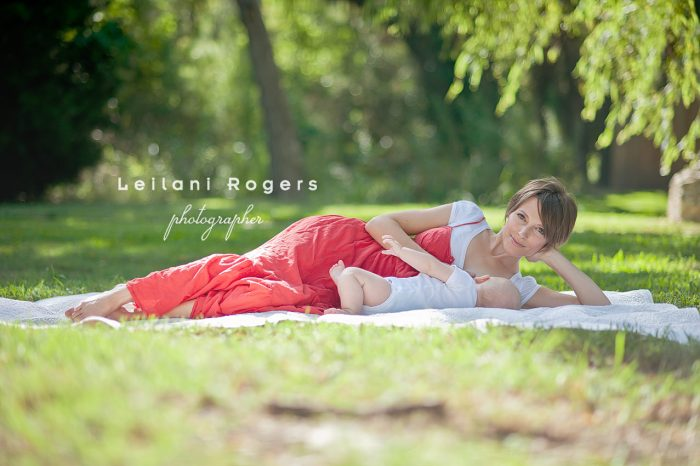 Breastfeeding. Leilani Rogers photographer