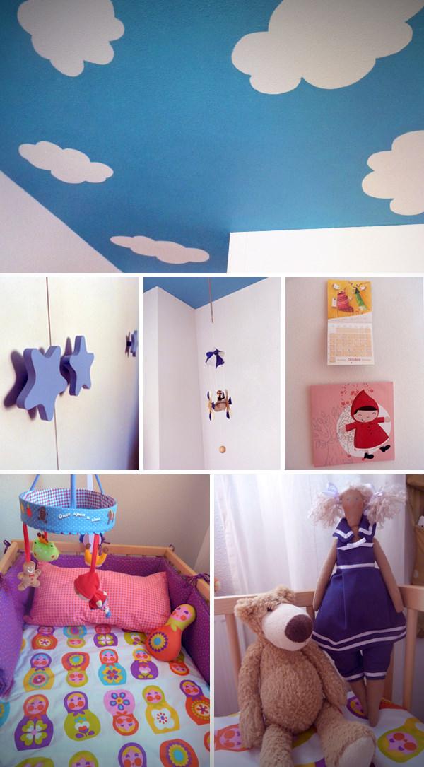 Decorar la habitación del bebé: pequeños detalles
