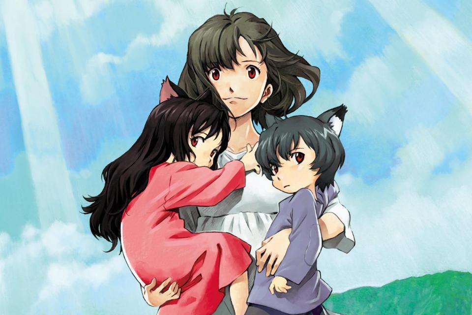 3 películas de animación japonesa para ver con niños