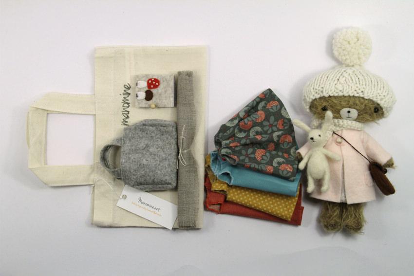 Manomine bear box