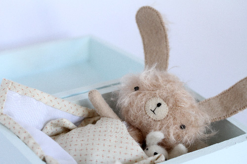 Manomine rabbit