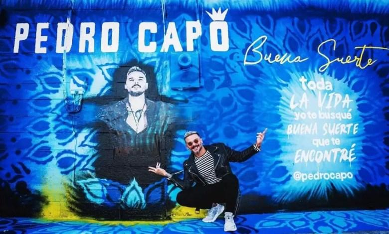 Photo of Pedro Capó estrena «Buena Suerte»
