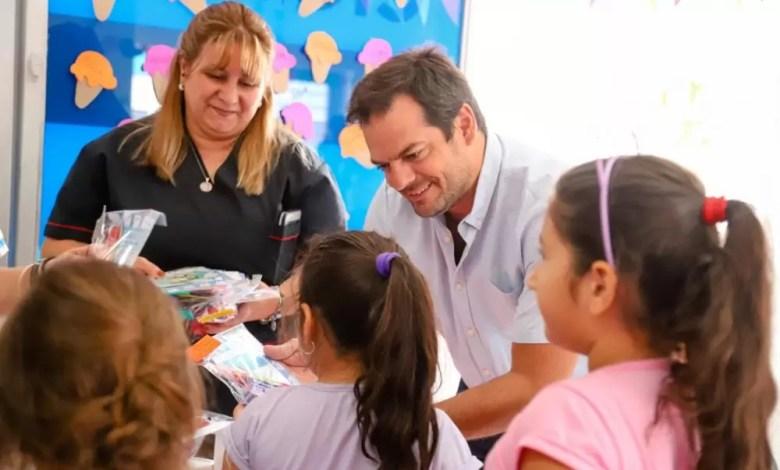 Photo of Entrega de Kit y capacitación en higiene bucal para niños de Capital