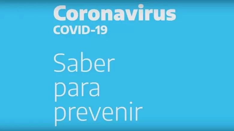 Photo of ATENCION: seguí estas recomendaciones para evitar el contagio de Coronavirus