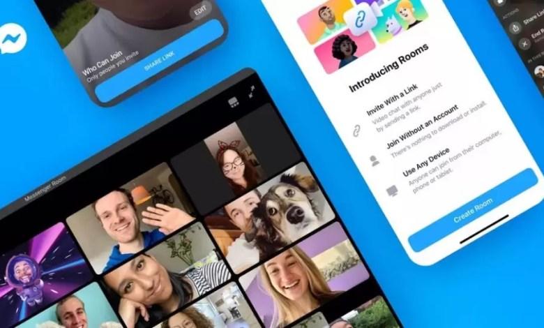 Photo of Facebook lanza Messenger Rooms: La App que vincula a WhatsApp para competir con Zoom