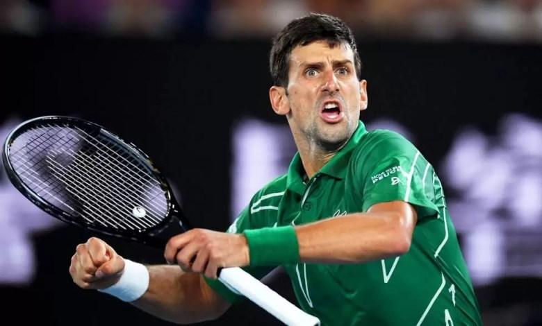Photo of Novak Djokovic dio positivo de coronavirus