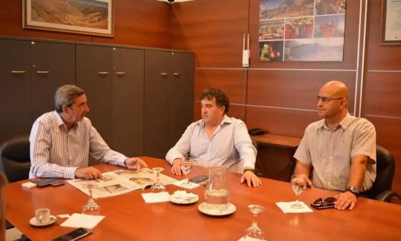 Photo of Hernández: «Es bueno el Acuerdo, que nos juntemos todos y expresemos las necesidades»