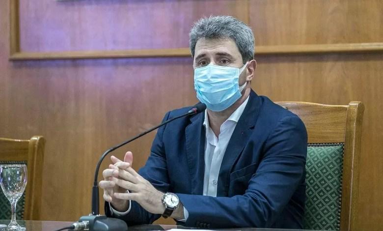 Photo of Uñac: «desde este sábado se levanta el bloqueo en Caucete»