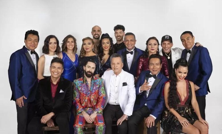Photo of Los Ángeles Azules lanzaron su nuevo disco con varios artistas argentinos
