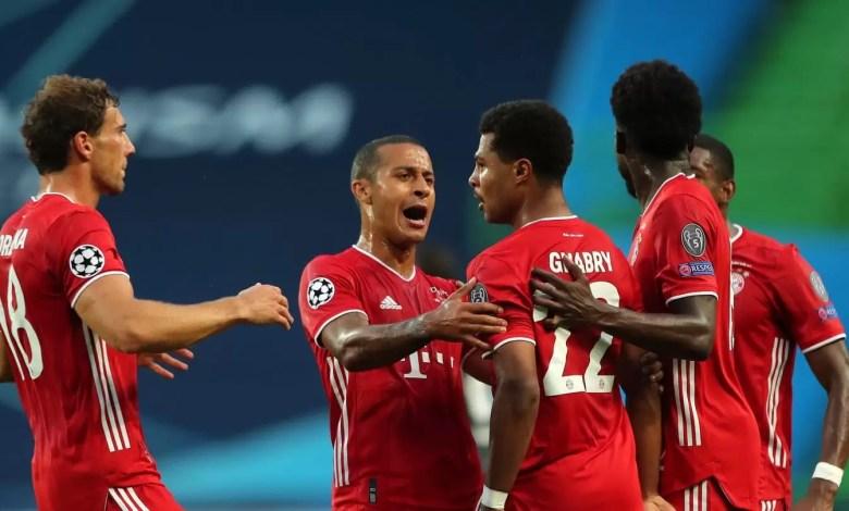 Photo of Bayern Münich ganó y se metió en la final de la Champions League