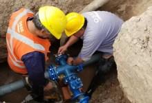 Photo of Ampliarán el servicio de la red de agua potable en el loteo Gómez, en Pocito