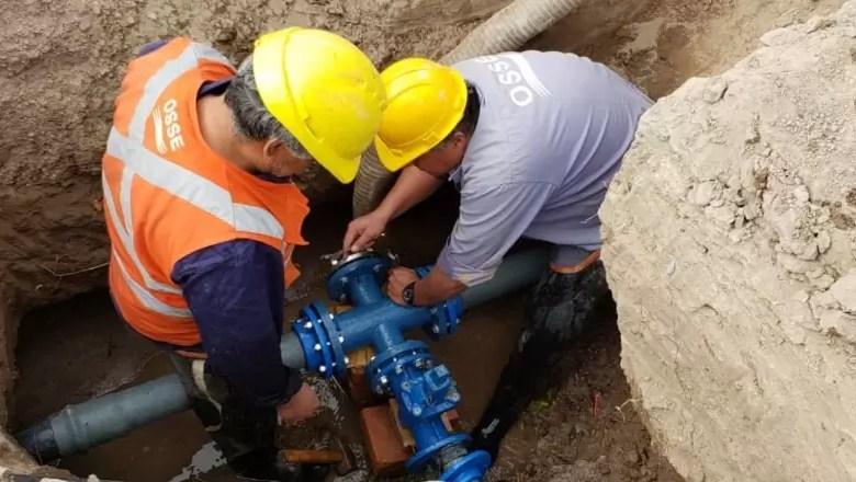 Photo of Osse informó la instalación de una nueva perforación en Valle Grande II
