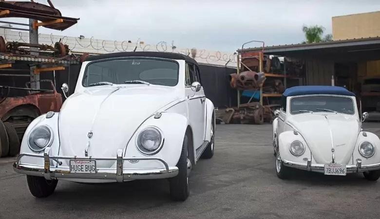 Photo of Por miedo al tránsito, construyeron un Volkswagen Escarabajo