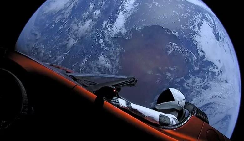 Photo of El Tesla que mandaron al espacio tuvo su mayor aproximación a Marte