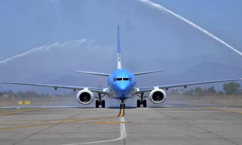 Photo of Aerolíneas Argentinas retoma los vuelos regulares con destinos internacionales