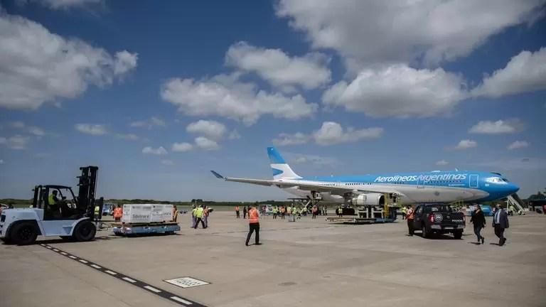 Photo of El Gobierno enviará esta noche un nuevo avión a Rusia para buscar más dosis de la vacuna