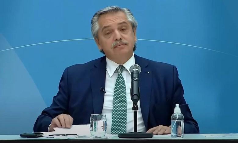 Photo of Fernández anunció un bono de $ 6.500 para personal de salud
