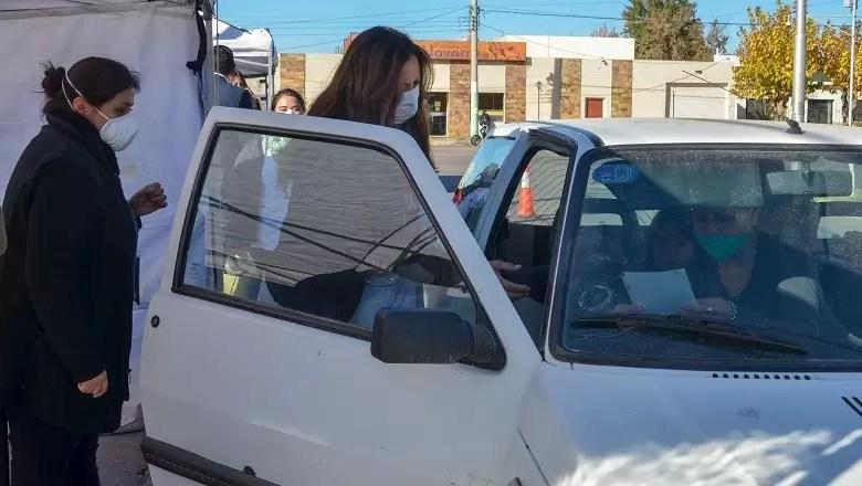 Photo of Vacuna antigripal: este sábado en Rivadavia solo los grupos prioritarios podrán vacunarse en su movilidad