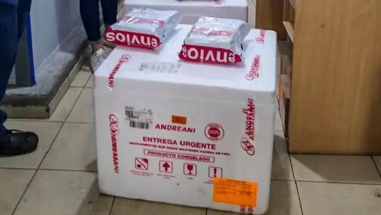 Photo of COVID-19: arribaron 9.600 nuevas dosis de la vacuna Sputnik V