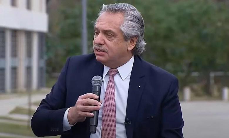 Photo of Alberto Fernández reconoció que la inflación es un problema que asume y está «pendiente de resolución»