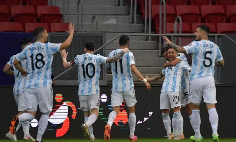 Photo of Copa América: Argentina derrotó 1-0 a Paraguay con un golazo del Papu Gómez