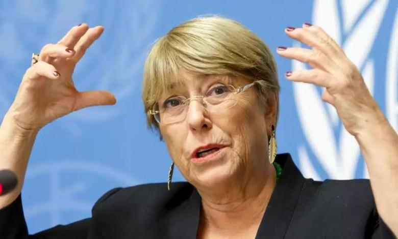 """Photo of Michelle Bachelet manifestó ante la ONU una """"grave preocupación"""" por los derechos humanos en Formosa"""