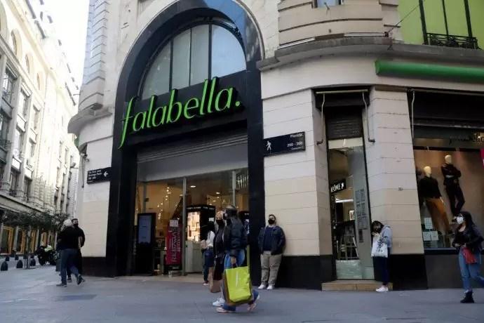 Photo of Falabella cerró todos los locales en el país y ya no vende online