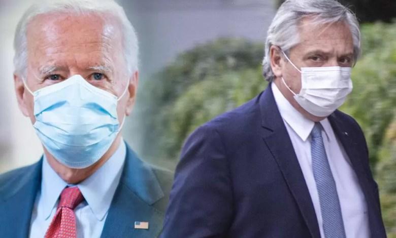 """Photo of Joe Biden le escribió una nueva carta a Alberto Fernández: """"Espero continuar trabajando juntos"""""""