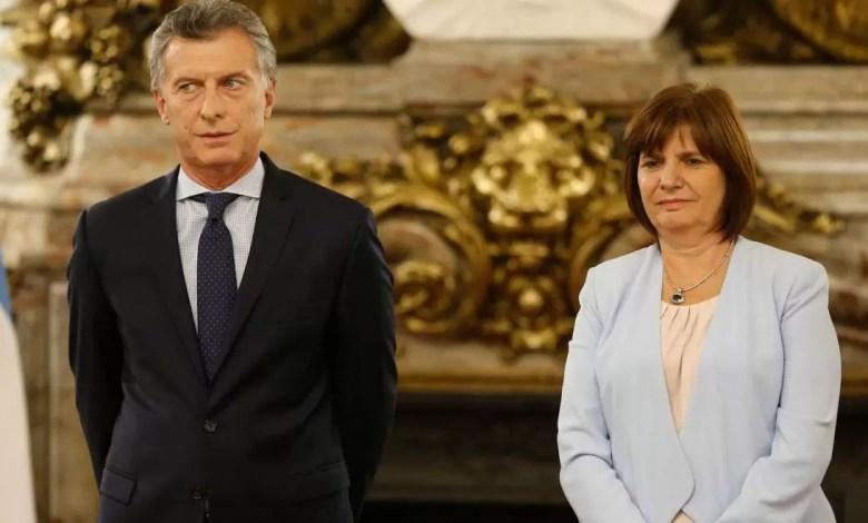 Photo of Imputaron a Mauricio Macri y Patricia Bullrich por el envío de armas a Bolivia
