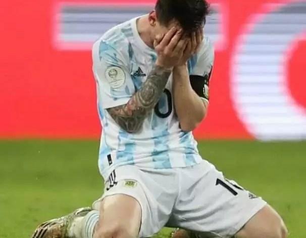 Photo of Argentina Campeón de América