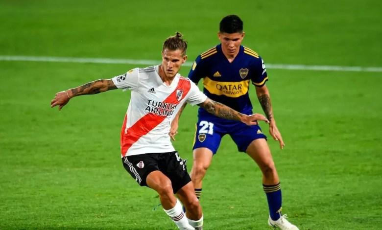 Photo of Boca – River, se miden por Copa Argentina